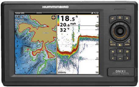Humminbird ONIX8Ci CT Md: 408600-1
