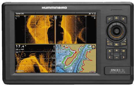 Humminbird ONIX8Ci Si CT Md: 408860-1