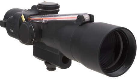 Trijicon ACOG 3x24mm Compact, Dual Illuminated Red Horseshoe/Dot .223/55gr Ballistic Reticle Md: TA50-C-40022