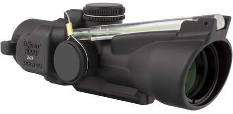 Trijicon ACOG 3X24 Compact ACOG Left Hand, Dual Illuminated Green Crosshair Md: Ta50-C-400237