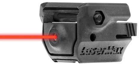 LaserMax Micro II Rail Mounted Laser-Red Md: Micro-2-R