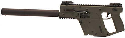 "Kriss Vector CRB 16"" 45ACP Folding Stock O D Green 13 Round Semi Automatic Rifle KV45-CGR00"