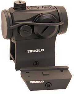 Truglo Red-Dot Sight 20mm, TRU-TEC, Black Md: TG8120BN