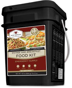 Wise Foods Wise Food 84 Serving Breakfast Entree GrabGo Gluten Free Kit Md: WGF01-184
