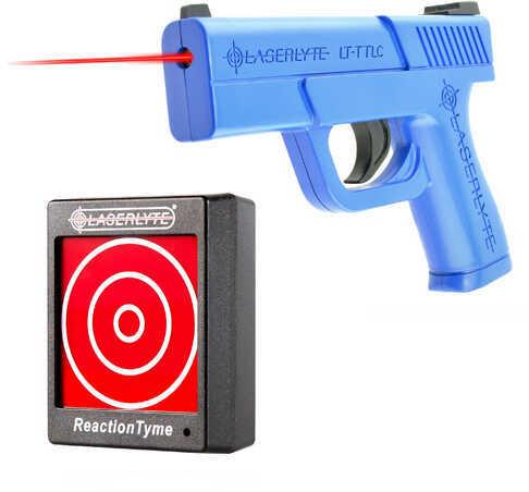 LaserLyte Laser Reaction Tyme Kit: Pistol-Comp, 1 Reaction Time Target Md: TLB-LRT