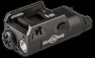 Surefire XC1 Compact Pistol Light with Mount, 200 Lumens, Black Md: XC1-A