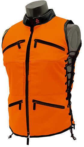 Leapers Inc. UTG Huntress Female Vest Orange/Black Md: PVC-VF21OB