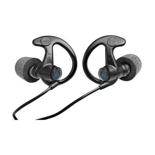 Surefire EP10 Sonic Defenders Ear Plugs Medium (Black) Md: EP10-BK-MPR