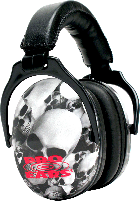 Pro Ears Ultra Sleek Skulls PE-US-SK