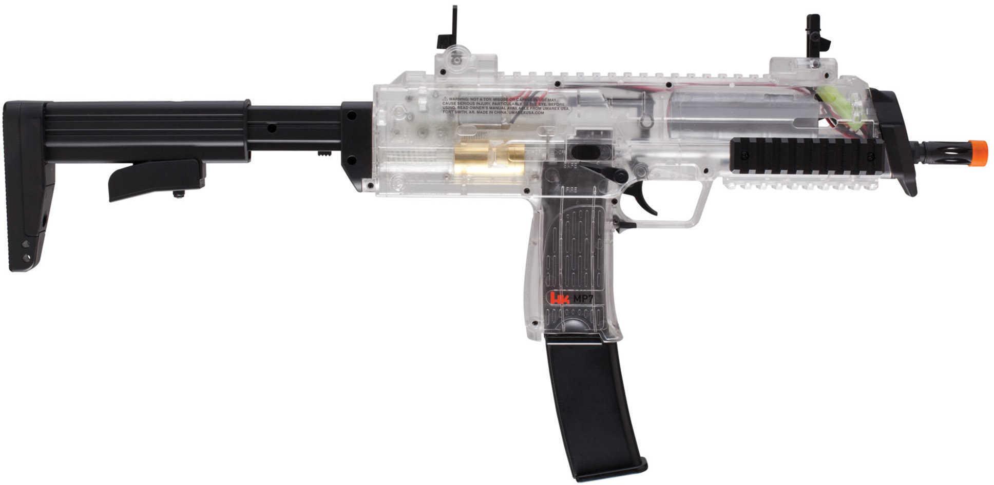 Umarex USA HK MP7 AEG Clear 2279041