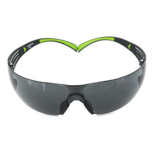 Peltor Sport SecureFit Eye Protection Gray Md: SF400-PG-8