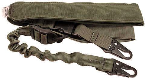 Black Dawn Gen 1 Tactical Sling Olive Drab Green Md: BD-TS1-ODG