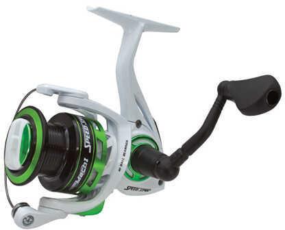 "Lew's Lews Fishing Mach 1 Speed Spin Series Reel 31"" IPT, 6.2:1 Gear Ratio, 9+1 Bearings Md: MH200"