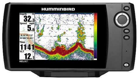 Humminbird Helix 7 Sonar Md: 409790-1
