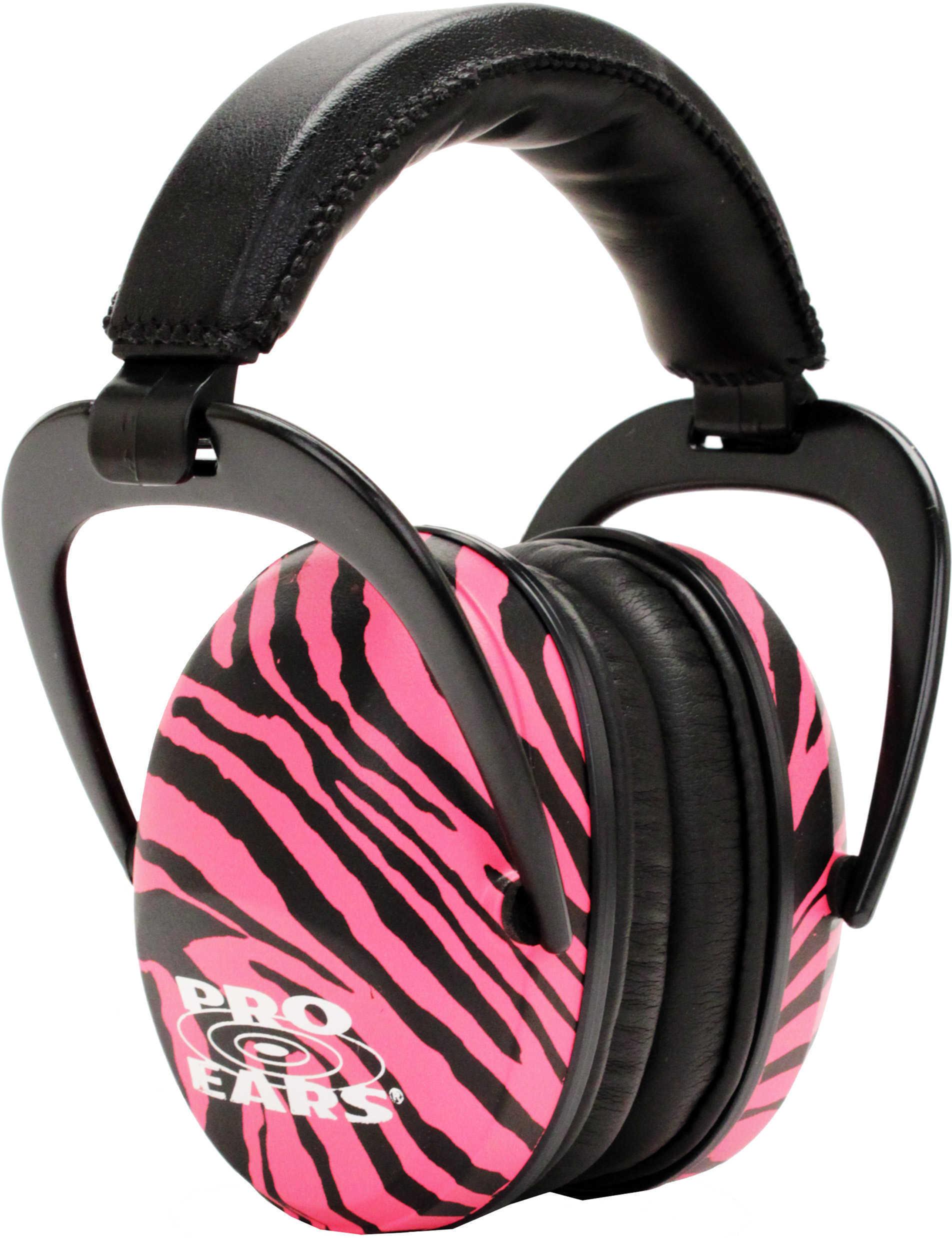 Pro Ears Ultra Sleek Zebra PE-US-PZ