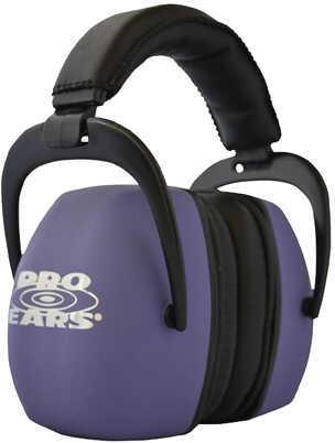 Pro Ears Ultra Pro Noise Reduction Rating 30dB, Purple Md: PEUPPU