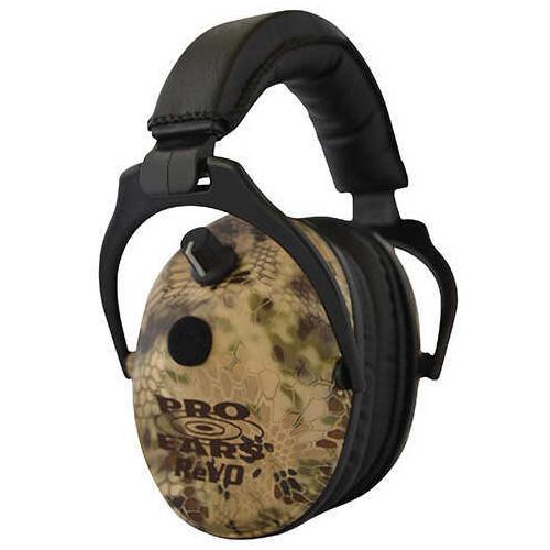 Pro Ears ReVO Electronic Noise Reduction Rating 25dB, Highlander Md: ER300HI