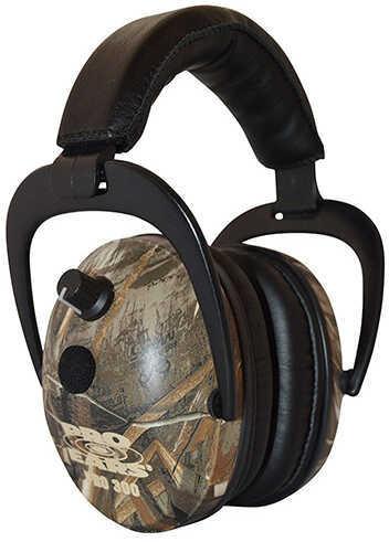 Pro Ears Pro 300 Noise Reduction Rating 26 Decibel, Max 5 Camo