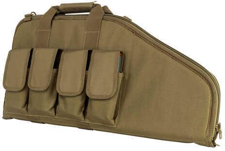 """NcStar 28"""" Tactical Subgun AR & AK Pistol Case Tan Md: CVCP2961T-28"""