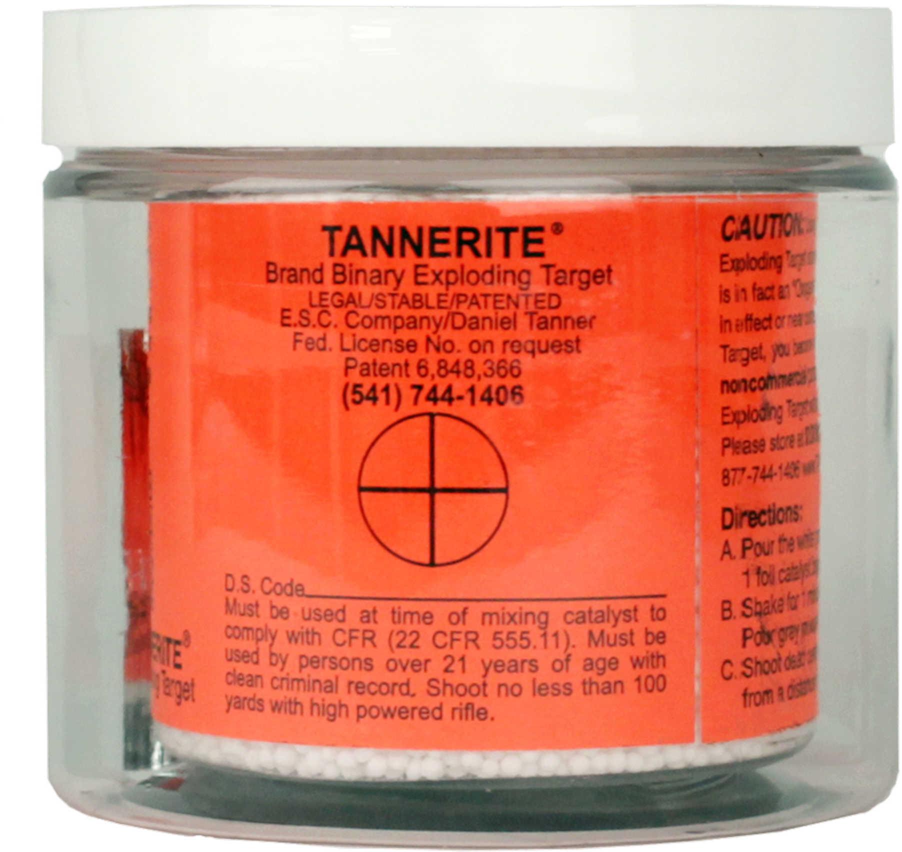 Tannerite single 1/2 lbs exploding target 1/2et