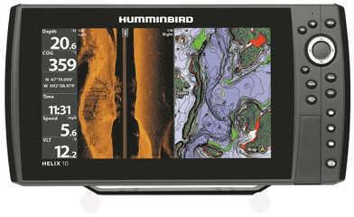 Humminbird Helix 10 SI GPS Md: 409990-1