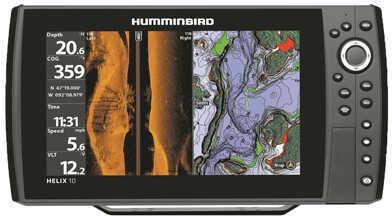 Humminbird Helix 10 SI GPS KVD Md: 409990-1KVD