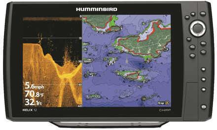 Humminbird Helix 12 Chirp Di GPS Md: 410010-1