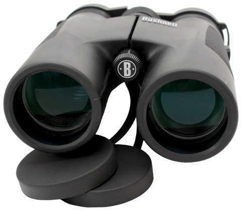 Bushnell Powerview Binoculars Black 10x42 Model: 141042