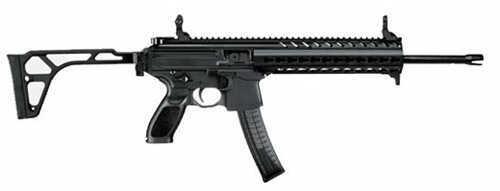 "Rifle Sig Sauer MPX Carbine Rifle 9mm 16"" Barrel AL KM HG 30 Rounds"