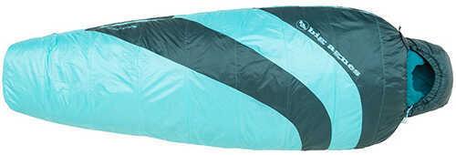 Big Agnes Blue Lake 25 Mummy Sleeping Bag, Synthetic, Regular, Right Hand Zipper Md: BTMWBLRR16