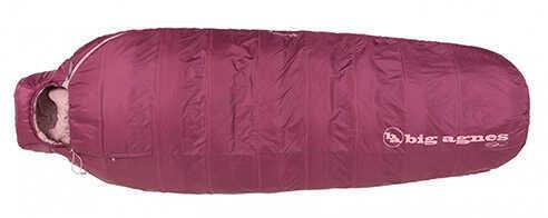 Big Agnes Slavonia 30 Insotect Hot Stream Regular, Right Hand Zipper Md: BWSRR16