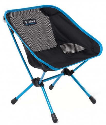 Big Agnes Chair One, Mini Black Md: HCHAIRMB16