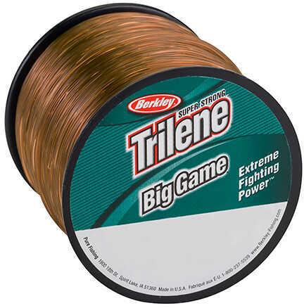 "Berkley Trilene Big Game Spool 15 lb Strength, 0.015"" Diameter, 900 Yards, Coastal Brown"