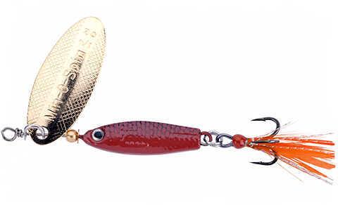"Johnson Min-O-Spin 1"" Length, 1/8 oz, Brown Grasshopper Md: 1371928"