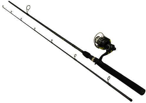 "Pure Fishing / Jarden Mitchell AvoSpecies 1000, 5.4:1 Gear Ratio, 9 lb Max Drag, 6'6"" 2pc Rod, Medium, Ambidextrous Md: 13"