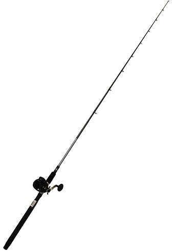 "Okuma Great Lakes Trolling Combo 7'10"" Length, 1 Piece Rod, Medium Action, 2BB Bearings Md: CP-PB-71"