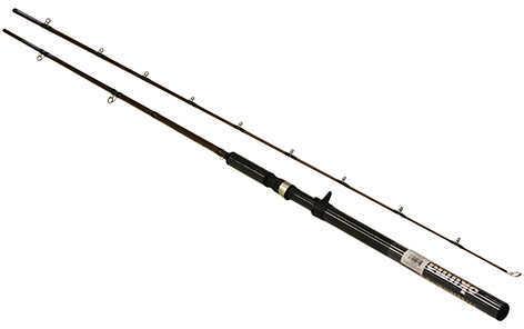 "Okuma SST Carbon Grip Casting Rod 8'6"" Length, 2 Piece Rod, MGH POwer, Fast Action Md: SST-C-862MGH-"