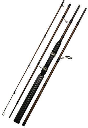 Okuma SST Travel Rod, 7' Length, 4 Piece Rod, Medium Power, Medium/Fast Action Md: SST-S-704M-CG