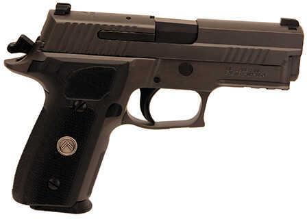 """Sig Sauer P226 TACOPS 357 Sig Sauer  4.4"""" Barrel 12 Round  Black Semi Automatic Pistol E26R-357-TACOPS"""