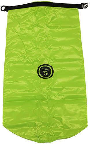 Ultimate Survival Technologies Lightweight Dry Bag 20L, Lime Md: 20-02165-08M