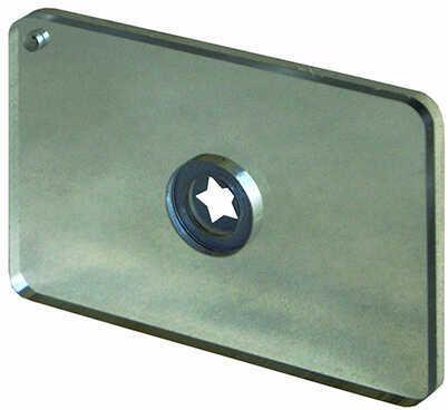 Ultimate Survival Technologies StarFlash Mirror, Reflective Md: 20-1WG0611-M