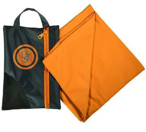 Ultimate Survival Technologies MicroFiber Towel 1.0, Orange Md: 20-CCR0008-08