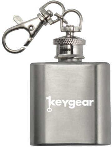 Ultimate Survival Technologies Mini Flask, Silver Md: 50-KEY0059-02