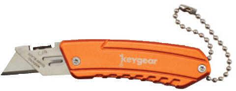 Ultimate Survival Technologies Box Cutter, Orange Md: 50-KEY0064-08