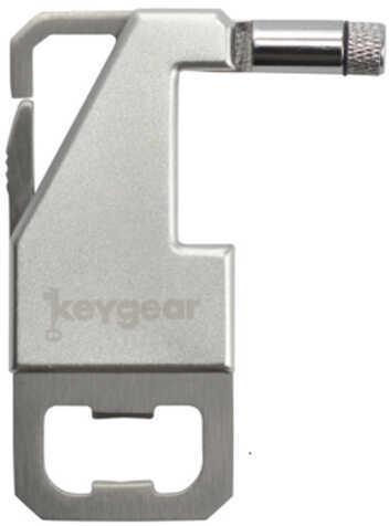 Ultimate Survival Technologies Multi-Tool LED 1.0, Silver Md: 50-KEY0067-02