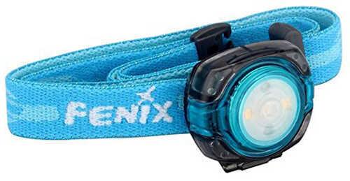 Fenix Lights Fenix Flashlights HL Series Headlamp 8 Lumens, Blue Md: FX-HL05BB