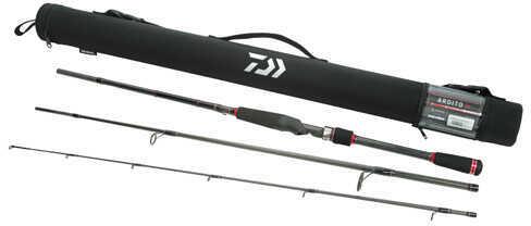 Daiwa Ardito-TR Multi Piece Travel Spinning Rod 7' Length, 3 Piece Rod, Medium Power, Fast Action Md: ARDT