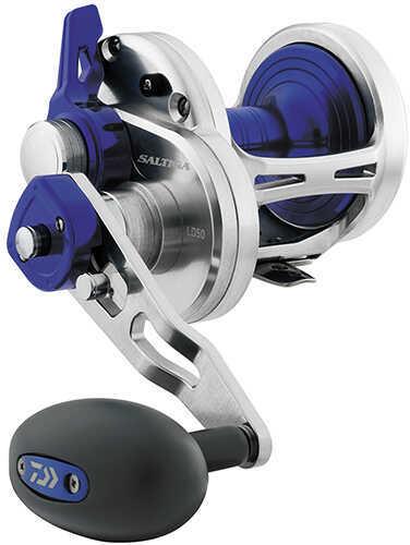 Daiwa Saltiga 2 Speed Lever Drag Saltwater Reel 50, 6.3:1 Gear Ratio, 6CRBB Bearings, 40 lb Max Drag, Righ