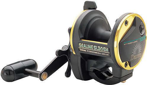 Daiwa Sealine SL-H Saltwater Conventional Reel, 6.1:1 Gear Ratio, 4BB Bearings Md: SL20SH