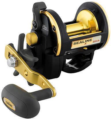 Daiwa Sealine-X SHA Saltwater Conventional Reel 40, 6.1:1 Gear Ratio, 17.60 lb Max Drag, Right Hand Md: SL